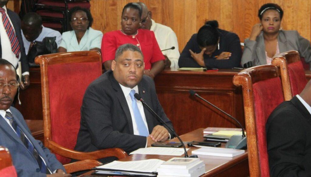 Haiti: Coups de feu au Sénat, le sénateur Ralph Féthière livre sa version des faits
