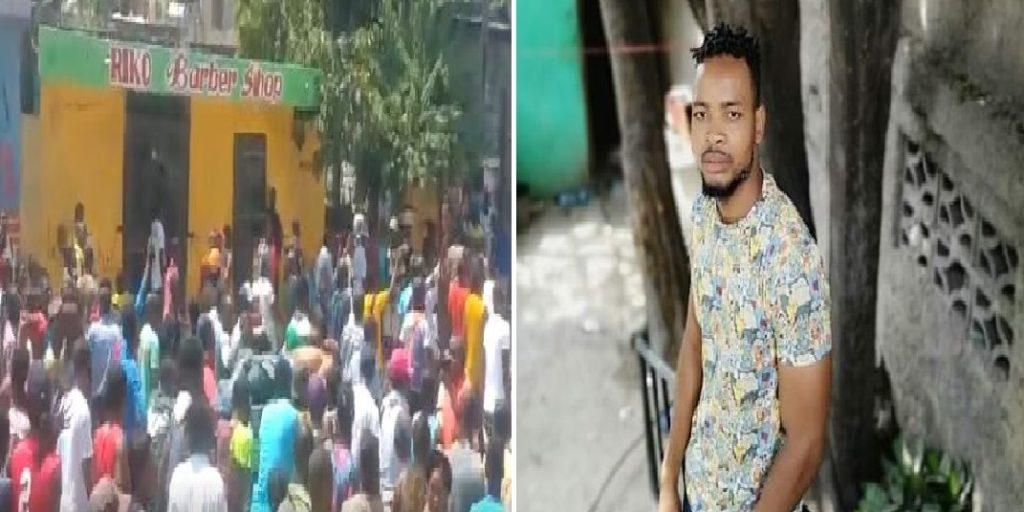 Haiti: Le jeune Vladimir Phédé,  abattu à Carrefour, allait chercher sa fille à l'école