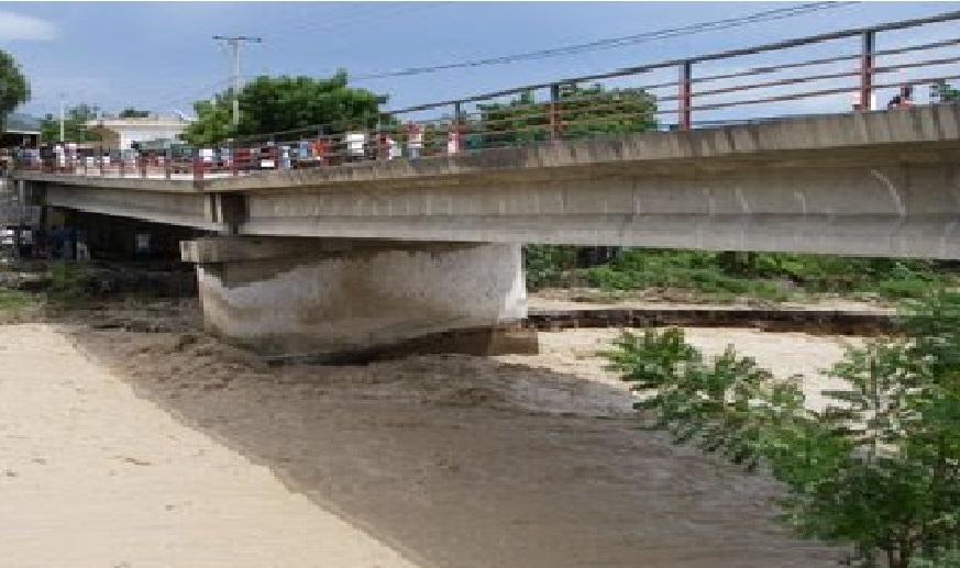 Haiti: Des individus bien équipés tentent de détruire le pont Bethel