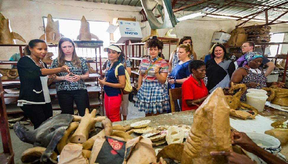 Haiti: L'entreprise Caribbean Craft, ayant un réseau de 250 artisans, incendiée