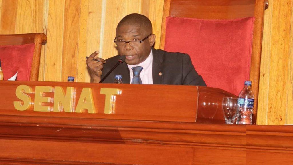Haiti: Le Président du Sénat, Carl Murat Cantave, invite tous les élus à mettre leur mandat sur la table du dialogue