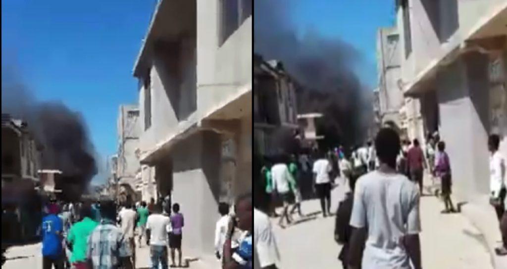 Haiti: Tentative d'incendie à JoMar Autoparts, l'une des entreprises de Jovenel Moise