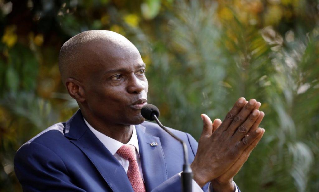 Haiti: Le Président Jovenel Moïse réitère son appel au dialogue à l'opposition politique