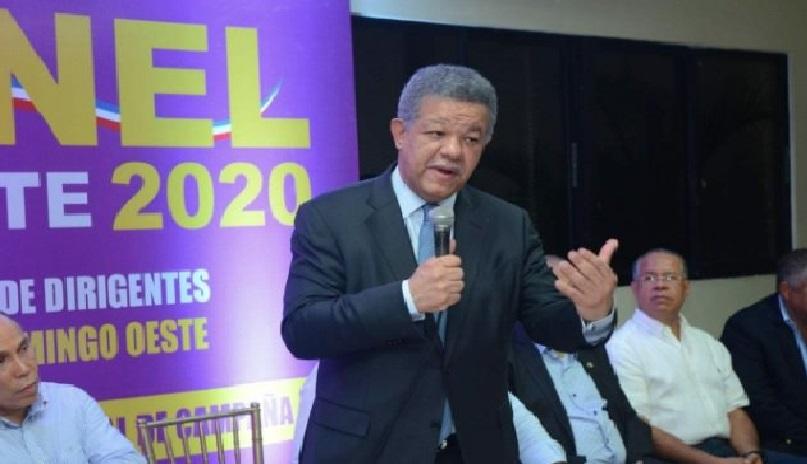 Monde: Leonel Fernandez « Haiti, État défaillant proche d'une situation d'ingouvernabilité »