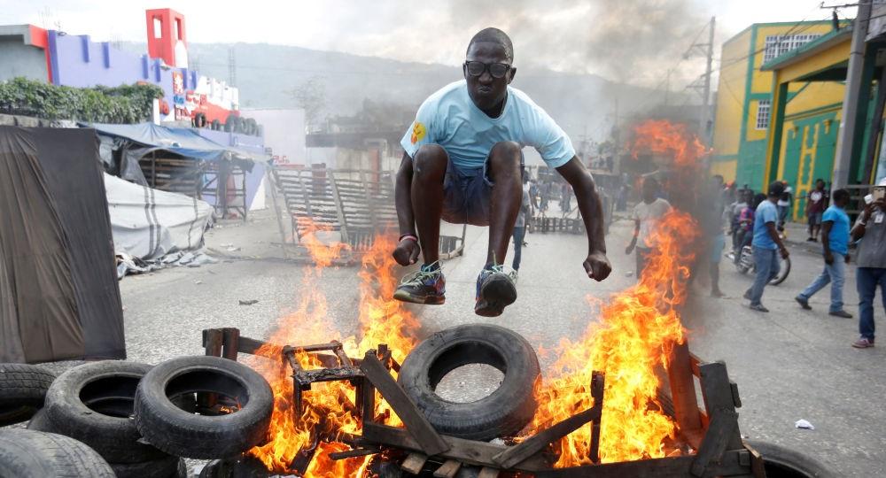 Haiti: Un mort lors d'affrontements entre un groupe de l'opposition et un autre groupe proche du pouvoir
