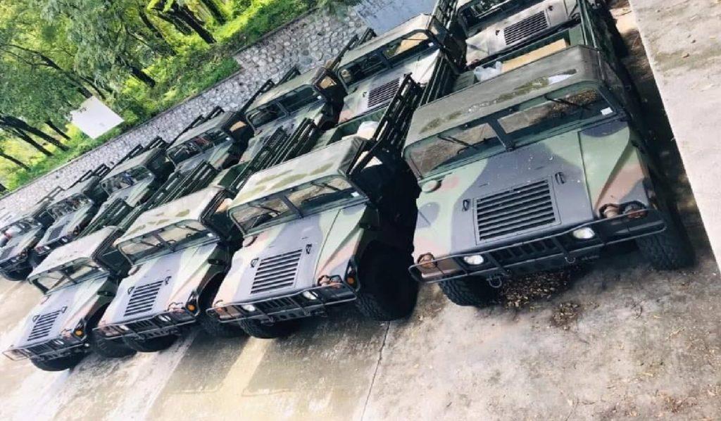 Haïti: Don d'une trentaine de véhicules à la Police Nationale d'Haïti