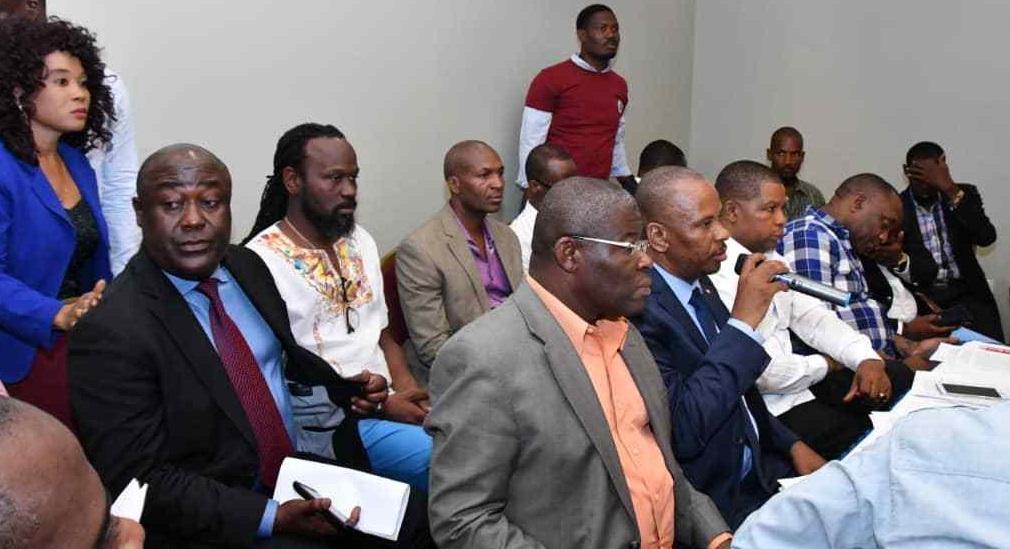 Haiti:  L'Entente Politique de Transition signée par l'opposition n'est qu'une proposition selon le PHTK
