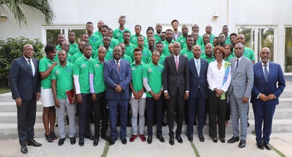 Haiti: Le président Jovenel Moïse veut promouvoir l'entrepreneuriat dans le pays