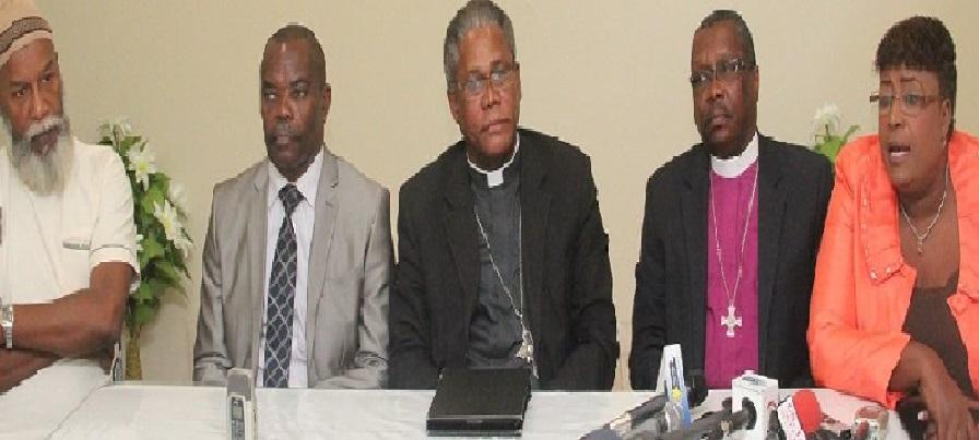 Haïti: Religions pour la paix abandonne le processus de dialogue pour sa crédibilité