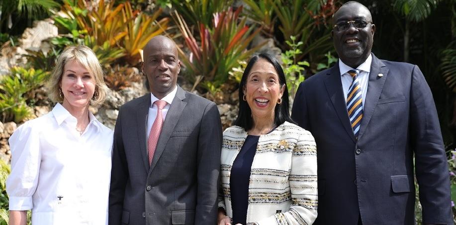 Haiti: L'ambassadeur des États Unis aux Nations Unies, Kelly Craft, prône une solution inclusive