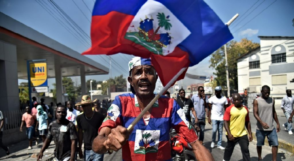 Haïti: Marche nationale aujourd'hui contre la dictature de Jovenel Moïse