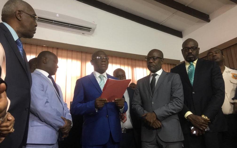Haiti: La chancelerie haïtienne dénonce des avis de recherches lancés contre des fonctionnaires