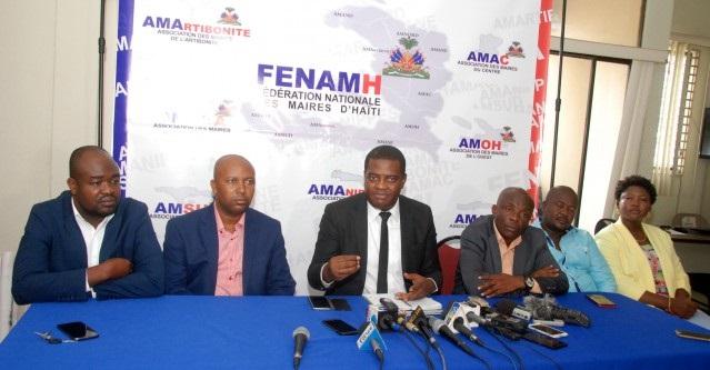Haiti: Les maires élus réclament le respect de la durée constitutionnelle de leur mandat