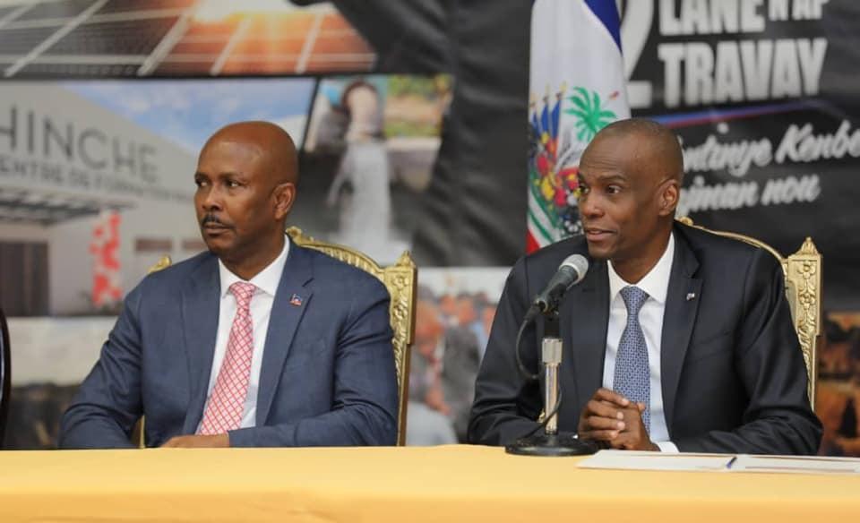 Haïti: Le président Jovenel Moïse dénonce le système politique et ses héritiers