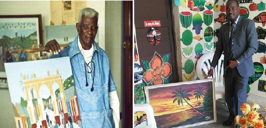 Haiti: Philomé Obin et Ricardo Leonidas, d'une génération à l'autre…