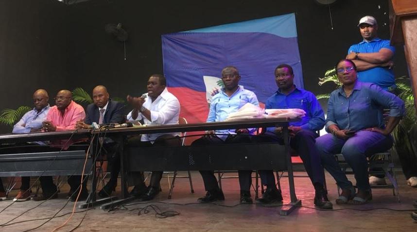 Haiti: L'opposition annonce la reprise de la mobilisation anti-gouvernementale