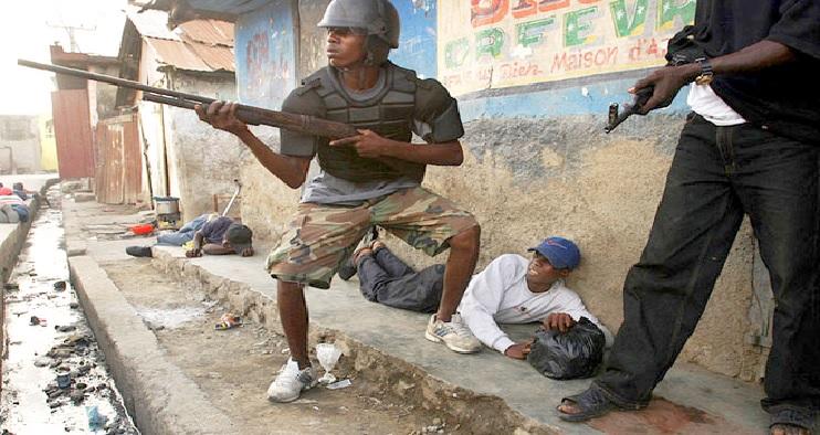 Haiti: Des bandits armés de Village de Dieu frappent fort à Cité l'Eternel