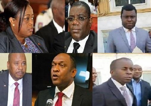 Haiti: La direction juridique du CEP examine la plainte déposée par les ex-sénateurs