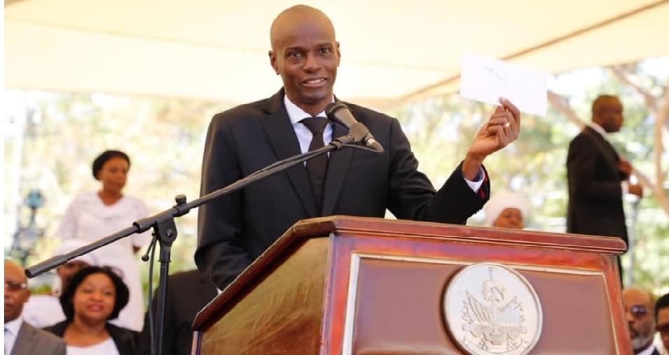 Haiti: Le chef de l'état, Jovenel Moïse, applique la Constitution en constatant la caducité du Parlement