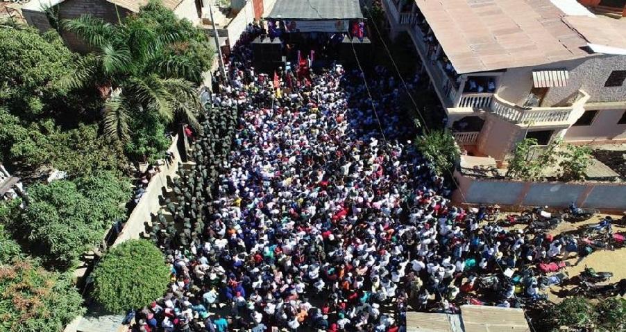 Haiti: Le Président Jovenel Moïse en tournée dans le Grand Nord
