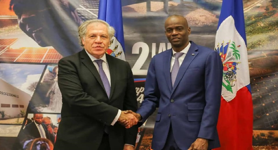 Monde: Déclaration du Secrétariat général des États américains sur la situation en Haïti