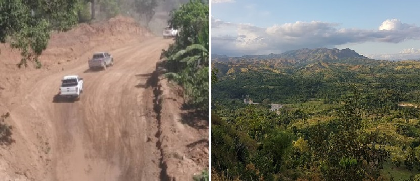 Haiti: Mombin Crochu enfin connectée à  Vallière dans le Nord-Est après 247 ans d'existence