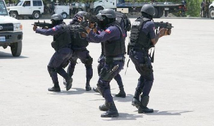 Haiti: Le Task Force de la Police Nationale d'Haïti de nouveau opérationnel