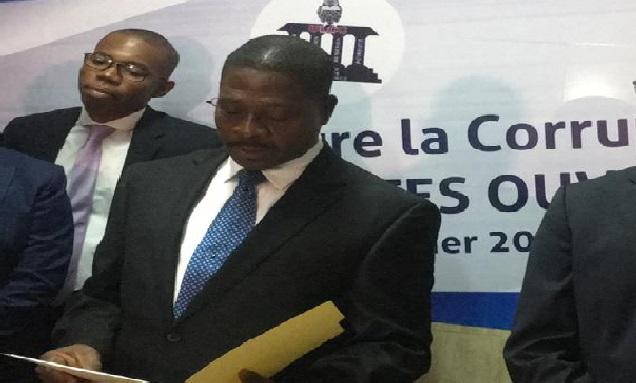 Haiti: Rockfeller Vincent nouveau DG de l'Unité de Lutte contre la Corruption