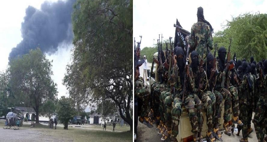 Monde: Des miliciens islamistes attaquent une base militaire américano-kényane