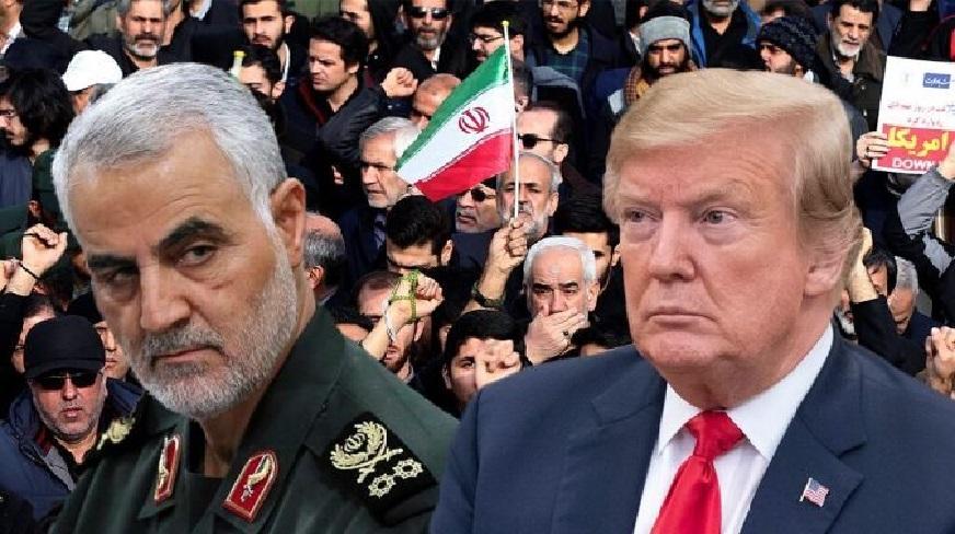 Monde: Le Président Donald Trump menace de riposter si l'Iran s'en prend à des Américains