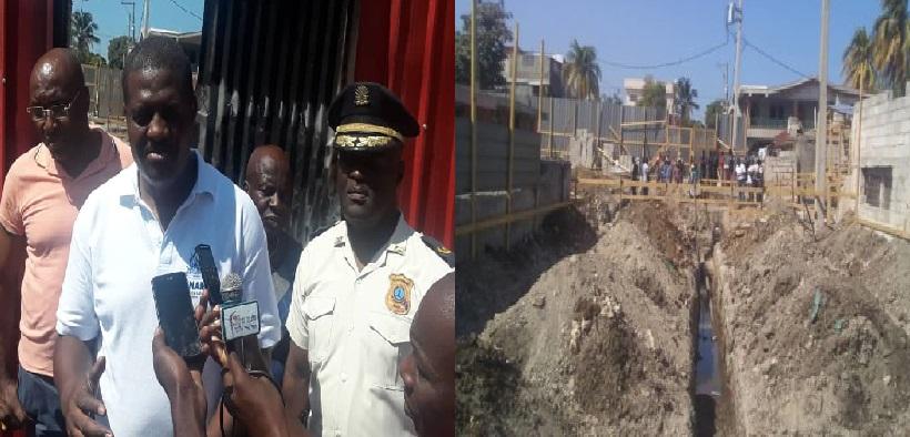Haiti: Tentative de sabotage par des individus armés au chantier du centre culturel Manno Charlemagne