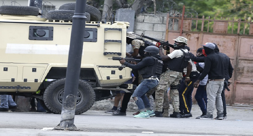 Haiti: Le ministère de la Justice dénonce une tentative de coup d'état