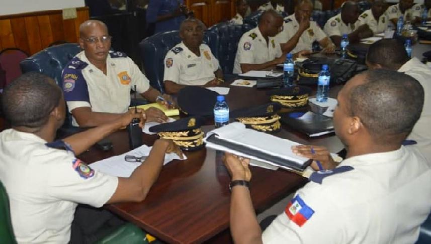 Haiti: Des sanctions suite aux agissements des policiers dont certains cagoulés dans le dossier Syndicat PNH