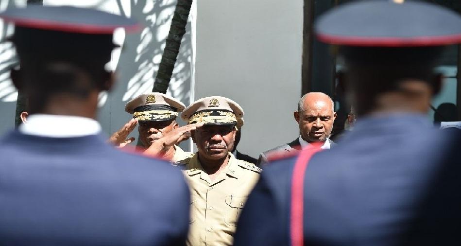 Haiti: Le général des Forces armées, Jodel Lesage « Nous sommes assaillis… »