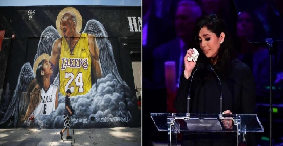 Monde: Un dernier hommage   à Kobe Bryant par sa famille et les stars de la NBA