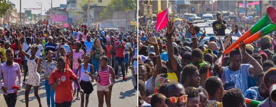 Haiti: Sweet Micky annonce les couleurs au Cap-Haïtien pour le Carnaval