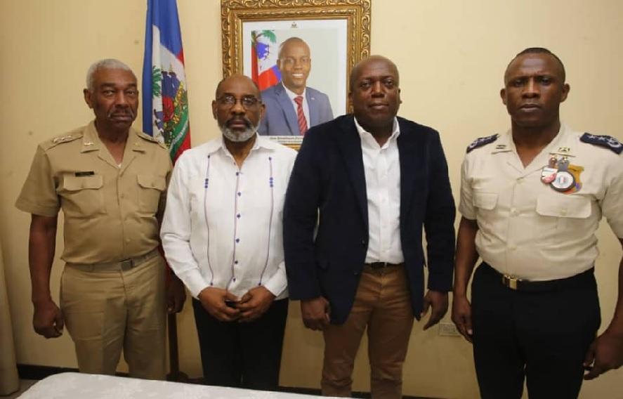 Haiti: Rencontre d'Harmonisation PNH / FAD'H  pour une meilleure Collaboration