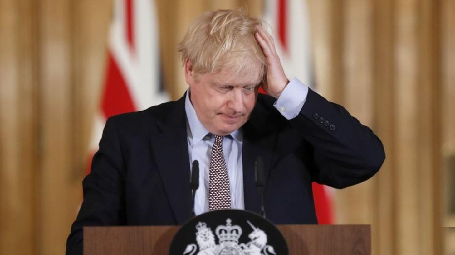 Monde: Le Premier ministre britannique Boris Johnson atteint du coronavirus