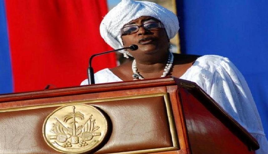Haïti: Euvronie Auguste «Le Coronavirus n'est pas une maladie maléfique »