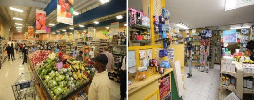 Haiti: Les responsables de Fresh Market, Konpa Market et Obonsoins arrêtés pour surtaxation de produits