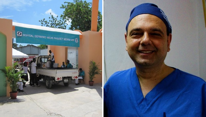 Haïti: Libération du Dr Jerry Bitar de l'hôpital Bernard Mevs, enlevé non loin de sa résidence
