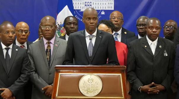 Haiti: Coronavirus, Jovenel Moïse décrète l'état d'urgence sanitaire sur tout le territoire national
