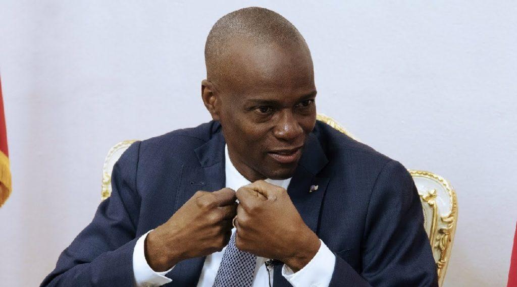 Haiti: Le président Jovenel Moïse passe à une vitesse supérieure