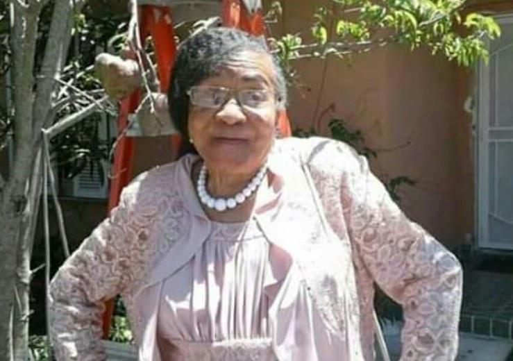 A la mémoire de Mme Marie Claudette Paul Bazile