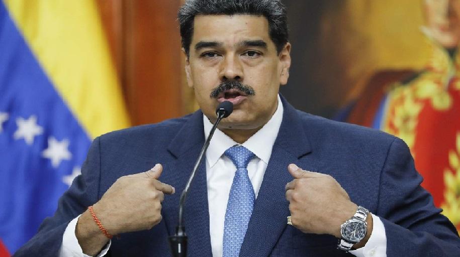 Monde: Le Président Nicolas Maduro poursuivi aux Etats-Unis pour « narcoterrorisme »