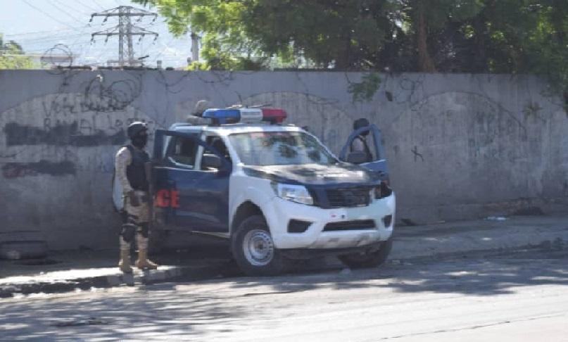 Haiti: L'individu ayant poignardé deux policiers au sous commissariat de Canaan, abattu