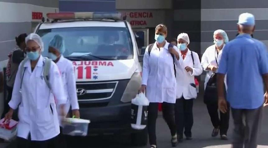 Monde: 60 morts pour 1380 cas de contamination au covid-19 en République dominicaine