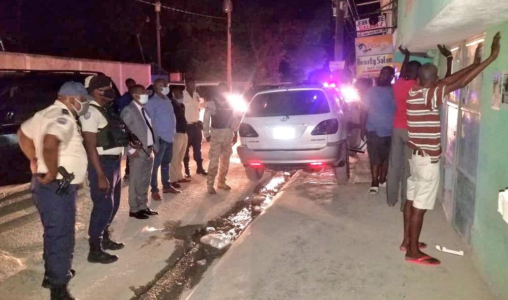 Haiti: Vaste opération de nuit, à Rte de frères, Carrefour Fleuriot, Delmas 33 et Pétion-ville