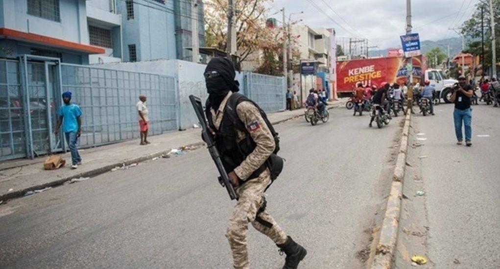 Haiti: Affrontement entre des policiers protestataires «Fantômes 509» et des agents de la PNH