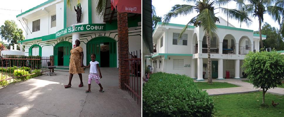 Haiti: L'hôpital Sacré-Cœur de Milot prêt à accueillir des patients du covid-19